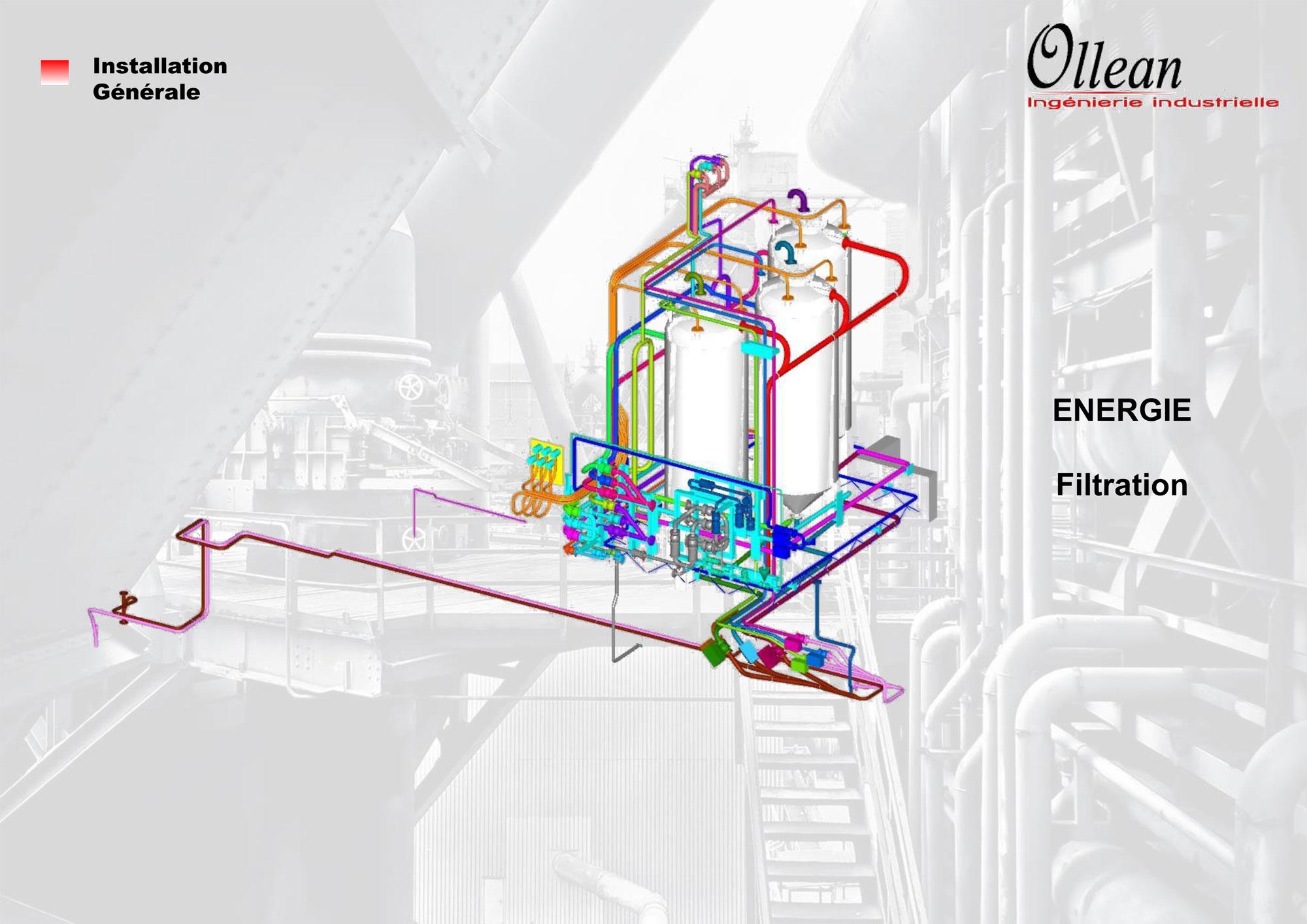 Installation générale - ENERGIE Filtration